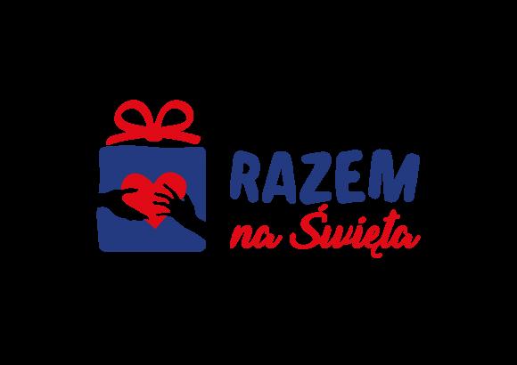 Logo Razem na Święta